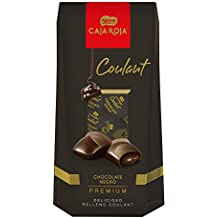 Nestlé Caja Roja Coulant - Bombones de Chocolate Negro Premium ...