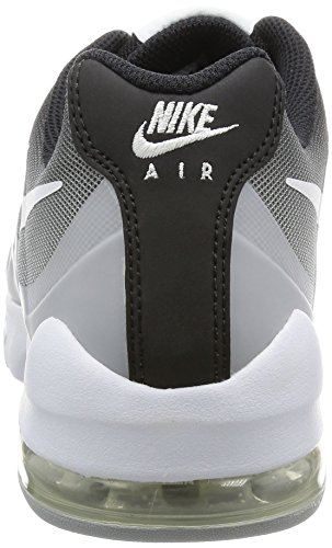Nike Air Max Invigor Print, Chaussures de Running Entrainement Homme Black/White-Wolf Grey