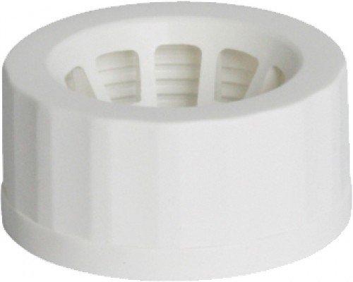 Überwurfm.f. Betonst.weiß für Ständer 20-40 kg