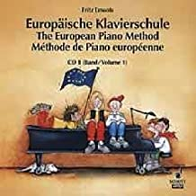 European Piano Method Band 1 by Fritz Emonts
