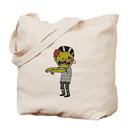 Zombie Tragetasche, canvas, khaki, M ()