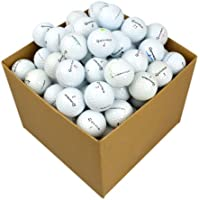 Second Chance Golf Lakebälle TaylorMade 100 Premium Grade A, weiß, PRE-100-BOX-TM