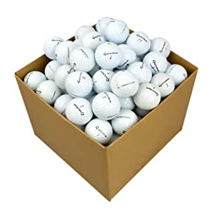 Second Chance TaylorMade Premium Lake Golf Balls Grade A (Pack of 8)