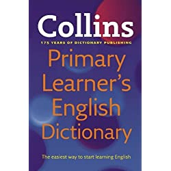 Collins Primary Learner's English Dictionary