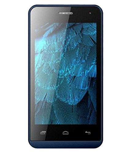 Micromax x900 Dual Sim with torch Blue