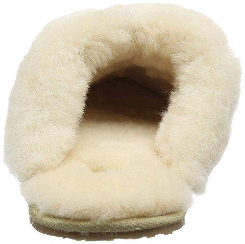 Lazy Dogz - Gracie, Pantofole Donna Oro (Oro (Gold))