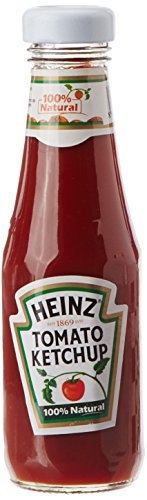Heinz Tomato Ketchup Bottle, 200g  available at amazon for Rs.55