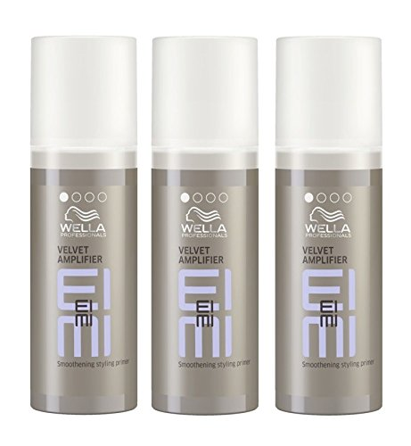 Wella eimi Velvet Amplificateur 3 x 50 ml Smooth Styling Foundation Professionals
