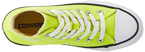 Converse Damen Ctas Seasonal Hi Hightop Sneaker Gelb