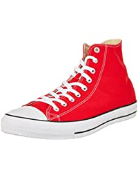 Converse Unisex-Erwachsene All Star Hi Red Sneaker
