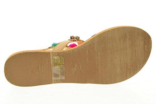CORAL BLUE scarpe donna sandali CB.K217.08 Naturale