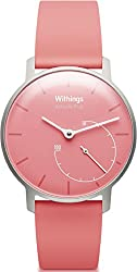 Withings Aktivitätstracker Pop Smart Watch Coral, Pink, 70091001