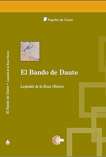 El bando de Daute (Papeles de Daute) (Spanish Edition)