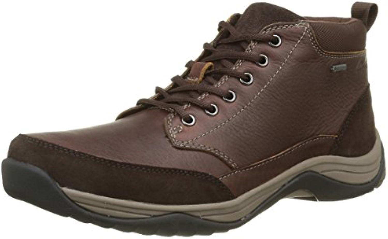Clarks Herren Baystonetopgtx Kurzschaft StiefelClarks Baystonetopgtx Kurzschaft Stiefel Leather Billig und erschwinglich Im Verkauf