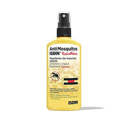 ISDIN Anti Mosquitos Repelente De Insectos Infantil - 100 ml.
