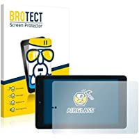 BROTECT AirGlass pellicola vetro flessibile per Mediacom SmartPad 7.0 Go Green M-MP740GOG (estremamente robusta, ridotto spessore, elevata trasparenza, anti-impronte e antimacchia, installazione senza bolle)