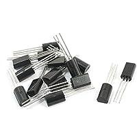 Monte general 15pcs 2SC2655 NPN PCB Superficie Propósito Transistor 50V 2A