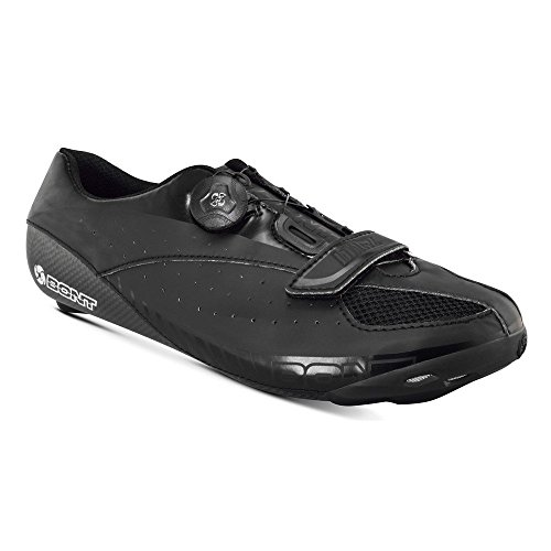 bont-blitz Road shoe 3K Carbon ventilata Heat Moldable Boa, nero/nero Black / Black