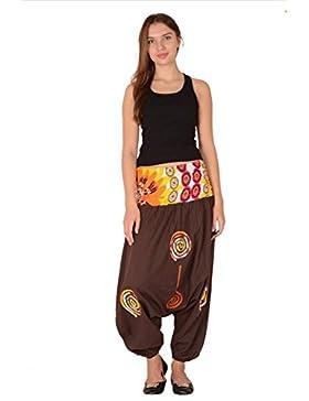 SNS cotone pantaloni harem Sarouel Aladdin pigiama