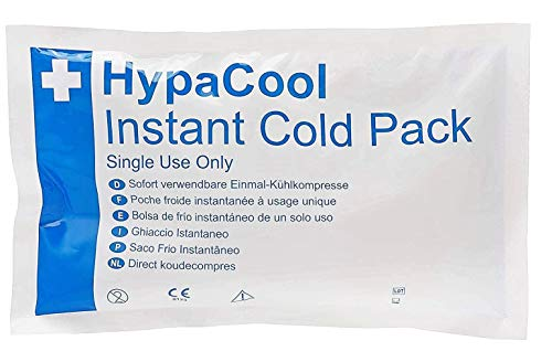 Safety First Aid Q2290PK12 Standard Instant Cold Pack, Standard (Pack of 12)