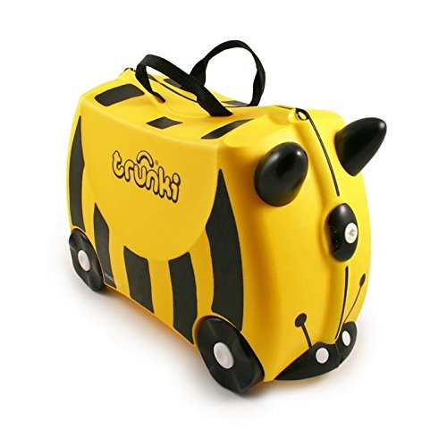 Trunki - 9220012 - Valise enfant - Ride-on - Abeille...