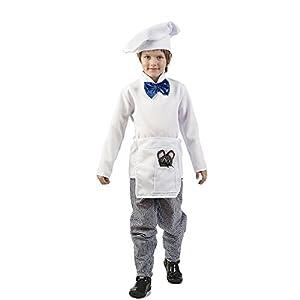 Limit Sport- Cocinero Chef, disfraz infantil, 4 (MI110 4)