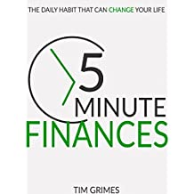 Five Minute Finances: The Daily Habit That Can Change Your Life (English Edition)