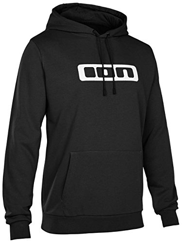 ION Hoody Logo Schwarz