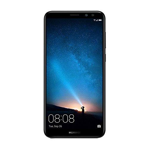Huawei 774280 Mate 10 Lite Smartphone (64GB Speicher, 16MP Kamera, Andorid 7.1 (Nougat)) Schwarz
