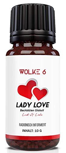 Lady Love - Globuli für die Frau - Lust & Liebe - radionisch informiert - 100{fe507d50ca970fdba3b15ab4c8b97dd49f504cc80b06a6d2eae6eeabe9ceb010} natürlich
