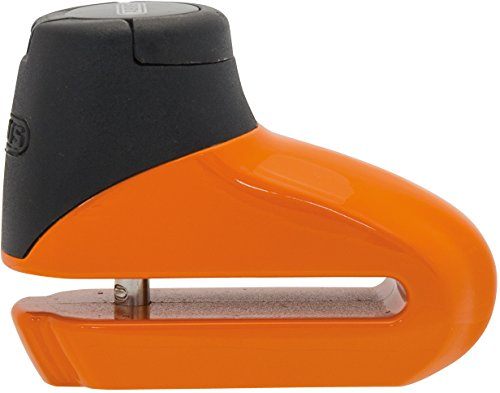 Abus 10733338 Bremsscheibenschloss 305, Orange