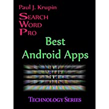 Best Android Apps Search Word Pro (Technology Series) (English Edition)