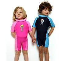 Swimsafe Girl's Floatsuit LSF 50