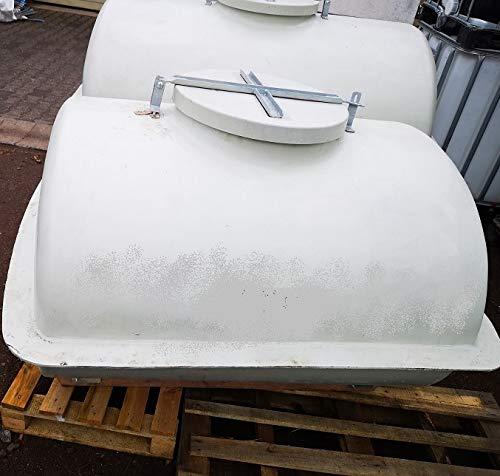 frostsichere Weidetränke für Pferde und Großtiere