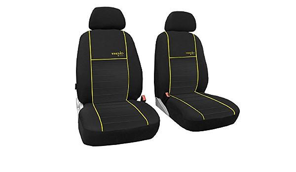 Pok Ter Tuning Vordersitzbezüge 1 1 Sitzbezüge Passend Für Corsa D Design Trend Line Farbe Gelb In 6 Farben Bei Anderen Angeboten Erhältlich Auto