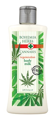 Cannabis Hair Conditioner mit Hanf Öl 250ml–Original PURE Naturkosmetik (Conditioner Hanf-samen-Öl)
