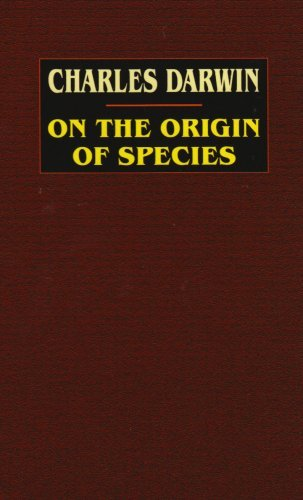 On the Origin of Species: A Facsimile of the First Edition by Charles Darwin (2003-08-26) par Charles Darwin