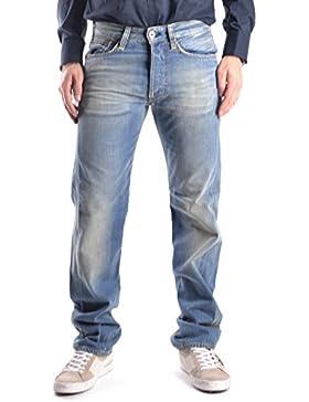 Evisu Hombre MCBI338005O Azul Algodon Jeans