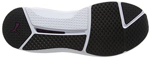 Puma Fierce Evoknit, Chaussures de Fitness Femme Violet (Dark Purple-white)