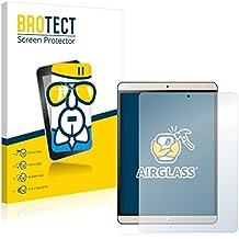 BROTECT AirGlass Protector Pantalla Cristal Flexible Transparente para Onda V919 3G Air CH Protector Cristal Vidrio - Extra-Duro, Ultra-Ligero, Ultra-Claro