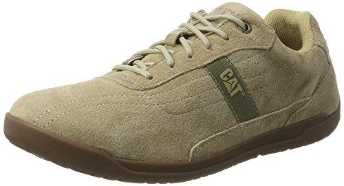 Caterpillar Men Mullan Low-Top Sneakers, Beige (Mens Classic Taupe), 10 UK 44...