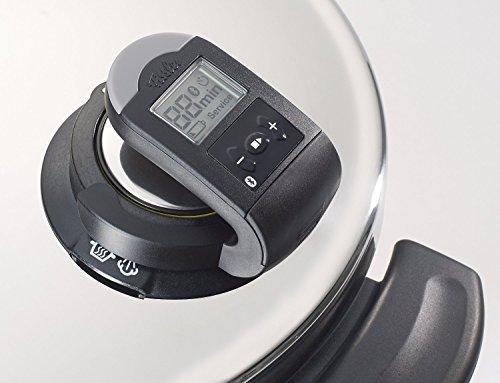 Fissler Schnellkochtopf Edelstahl vitavit premium  – 4.5 L Dampfkochtopf 22 cm Durchmesser – inkl. vitacontrol digital Kochassistent - 2