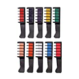 H-sunshy, tintura per Capelli Monocromatica Rapida, Monocolore, per colorare Rapidamente e alla Moda, matite Colorate.