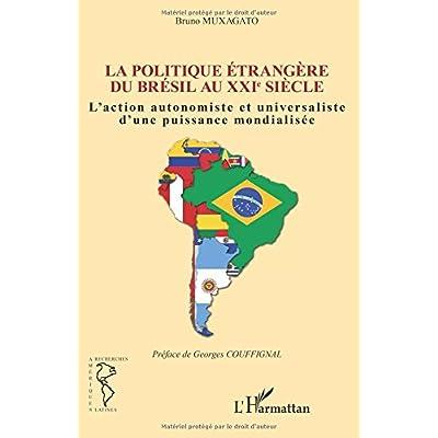 Politique étrangère du Brésil au XXIe siècle