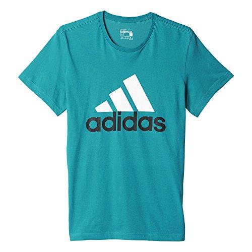 Adidas T-shirt pour homme Bleu