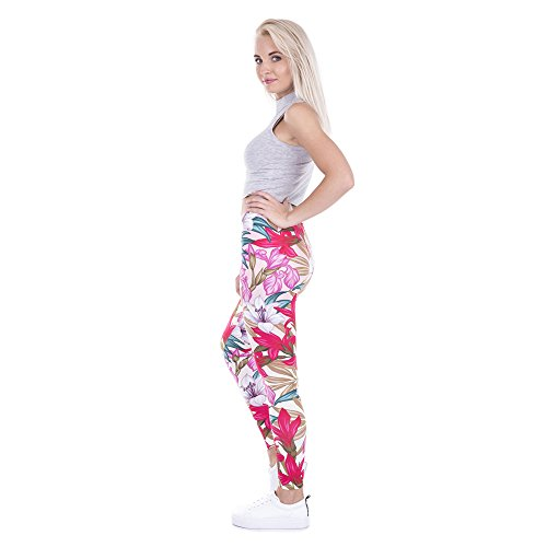 HDYS Donna Leggings Quotidianamente La Stampa 3D I Pantaloni Casual lga43479