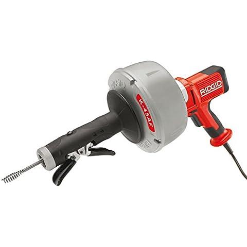 Ridgid 37338110V alimentación automática máquina de limpieza de drenaje