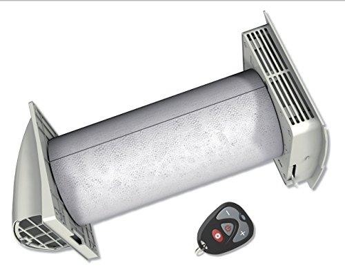 Ventilatore aria fresca e scambiatore di calore Marley MEnV 180