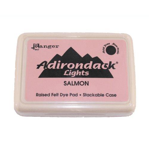 Unbekannt Adirondack Lights Dye Tinte Pad, lachs -