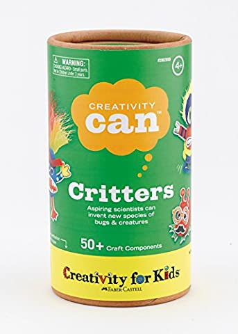 Creativity Can Critters